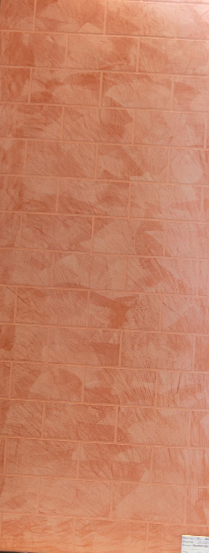 Marmorino Brick | colo... Office Work Poster