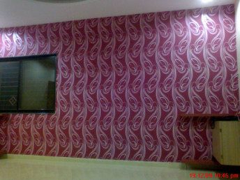 Living Room Wall Papers Colourmagicin Wall Paper Showroom